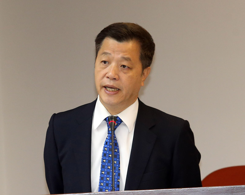 陳雄文任高雄副市長 洪東煒轉土開公司