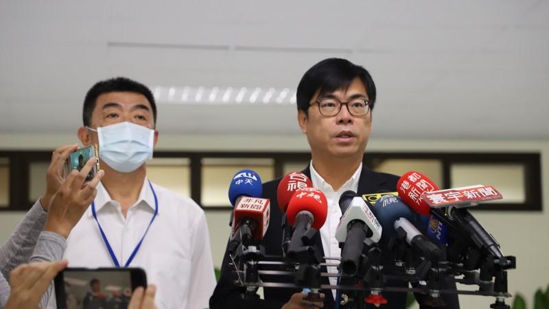 陳其邁首次主持治安會報 強化跨局處合作保障市民安全